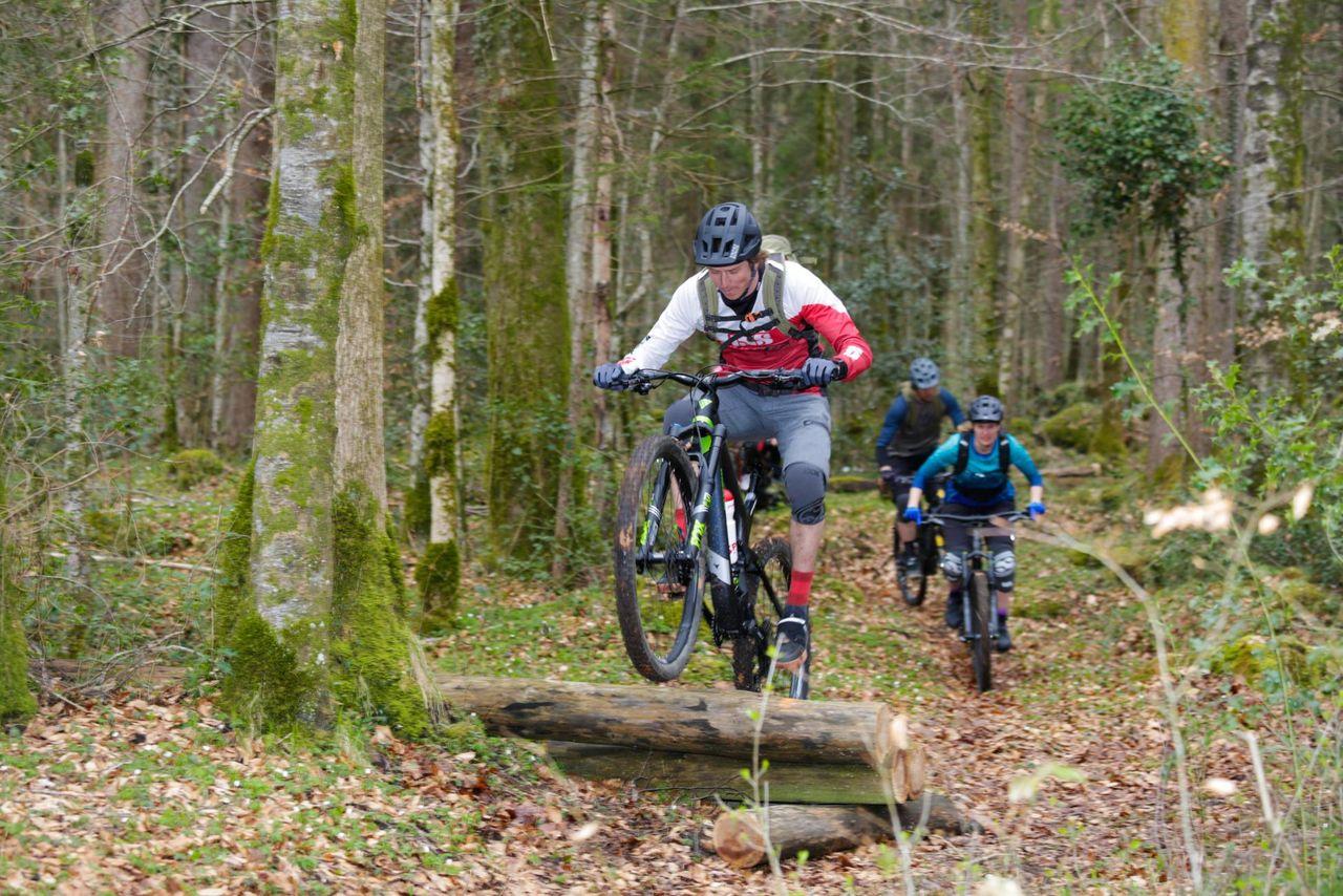 Giswil MTB trail