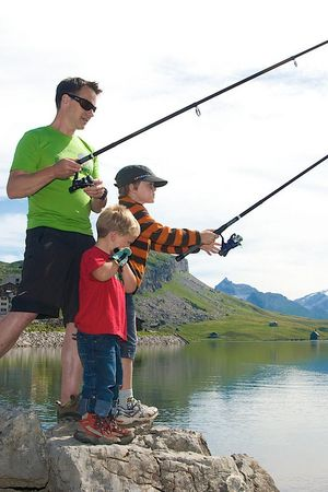 Melchsee-Frutt fishing package