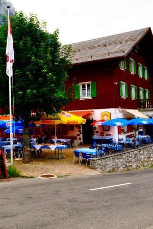 Gasthaus Waldhaus Stöckalp