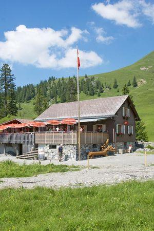 Älggialp Berggasthaus