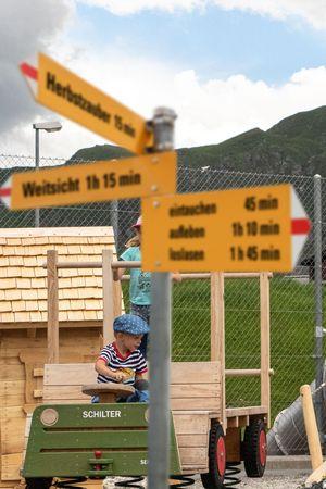 """Spielplatz """"uf dr Wildi"""""""