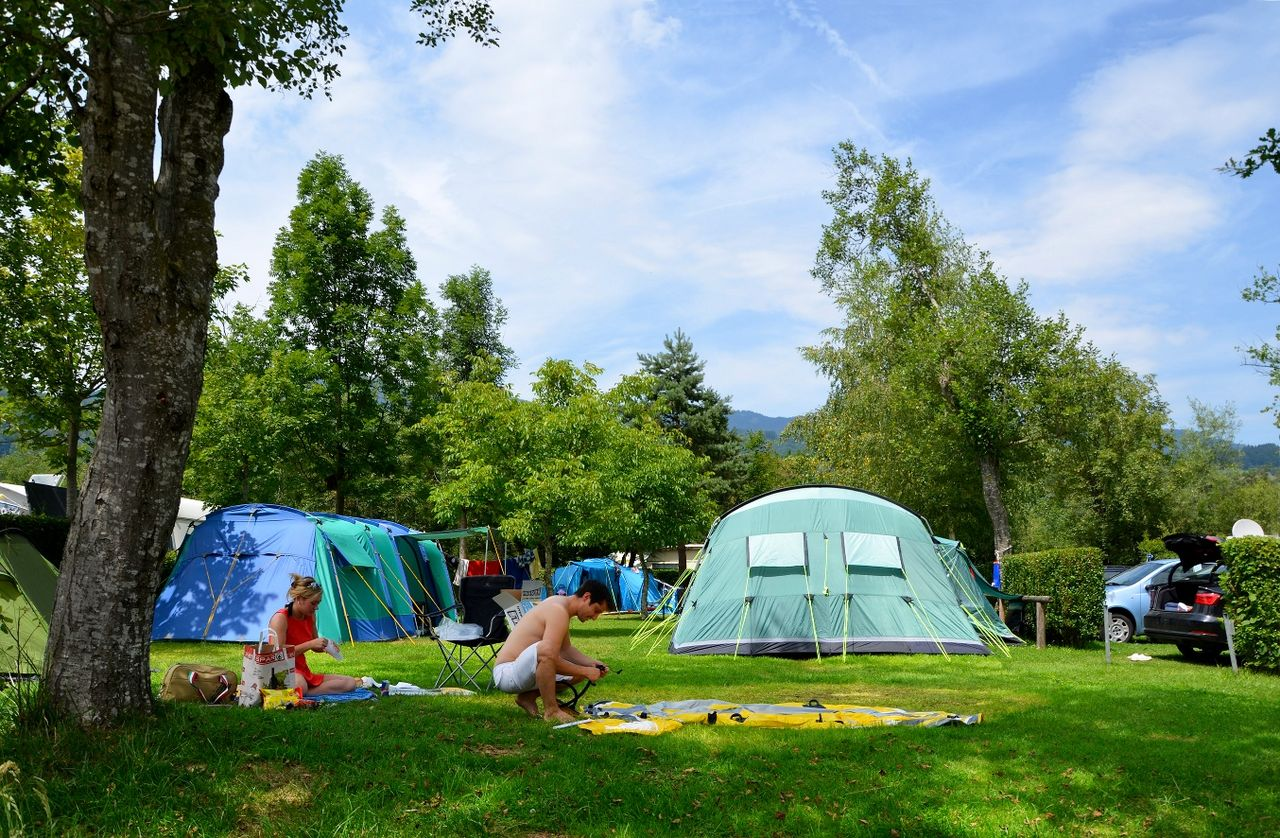Camping International Giswil