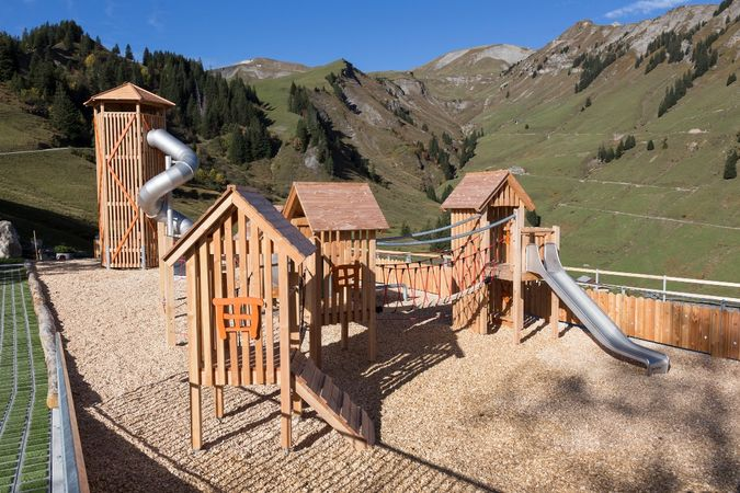 Spielplatz Turren Dörfli