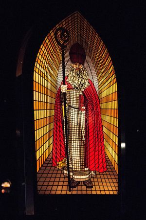 St. Nikolaus Einzüge