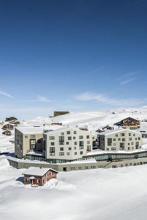 Ski Total Frutt Mountain Resort