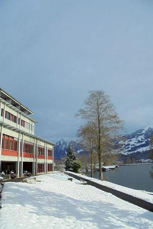 Ferienwoche im Hotel Kurhaus am Sarnersee