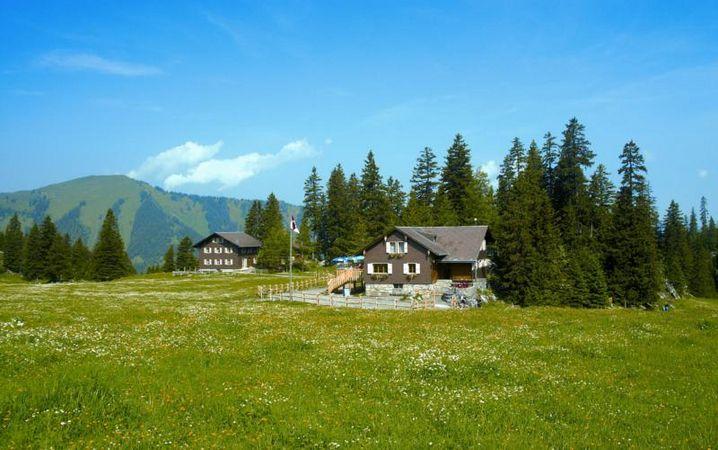 Aelggialp Berggasthaus