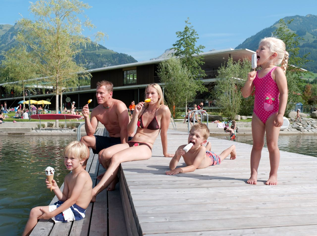 Camping Seefeld Park