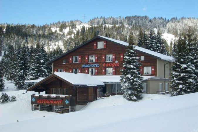 Berghotel Alpstadl Langis