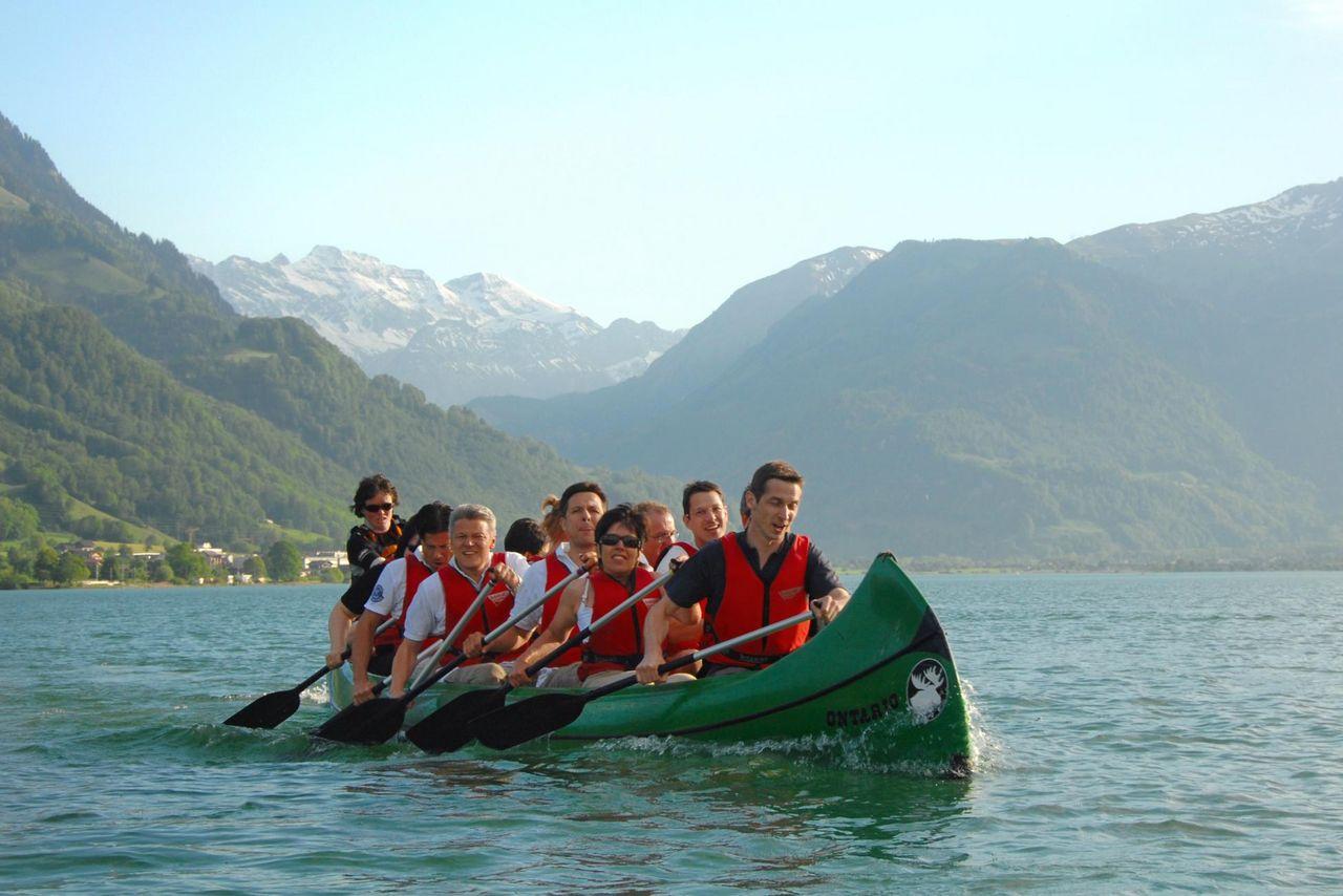Lake Lucerne Canoe Centre