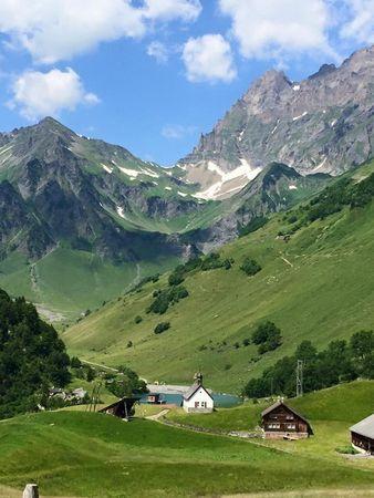 Surenenpass: Brüsti - Engelberg