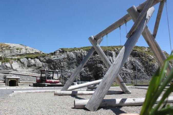 alte Bergstation