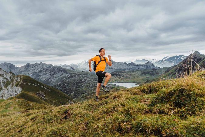 Viktor Röthlin Trail - Blau