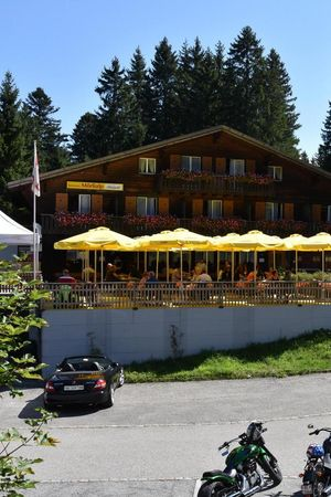Bergrestaurant Mörlialp