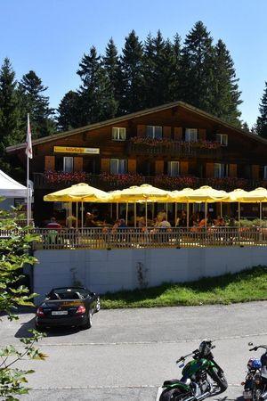 Bergrestaurant Mörlialp