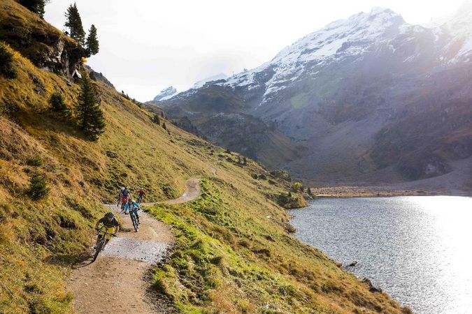 Four Lakes MTB Tour