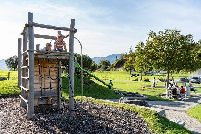 Spielplatz Flüeli-Ranft