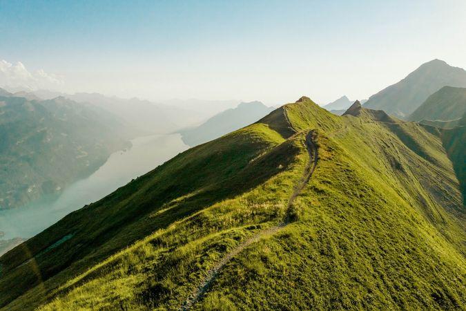 Tell-Trail stage 8: Lungern - Brienzer Rothorn - Sörenberg