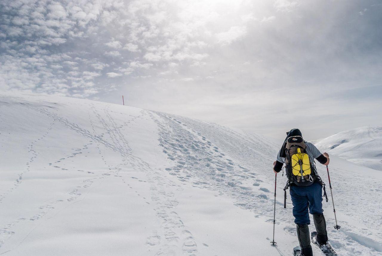Snowshoeing & hiking