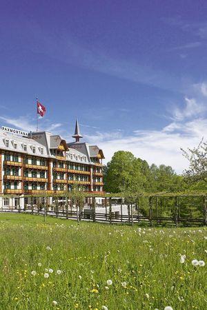 Ostern im Jugendstil-Hotel Paxmontana