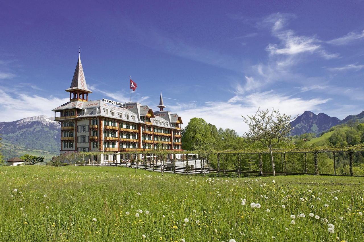 Jugendstil-Hotel Paxmontana