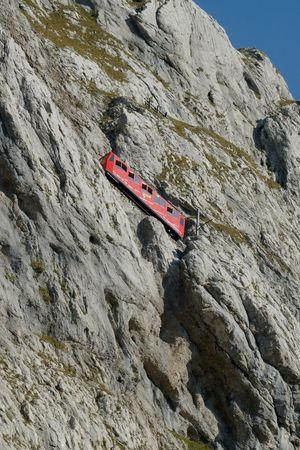Pilatus - Die steilste Zahnradbahn der Welt