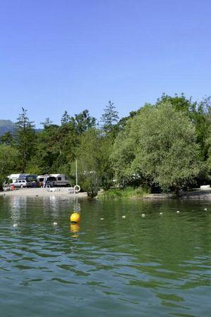 Fischen zum Sonderpreis beim Camping Giswil