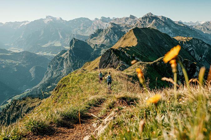 Gratwanderung Stanserhorn-Engelberg