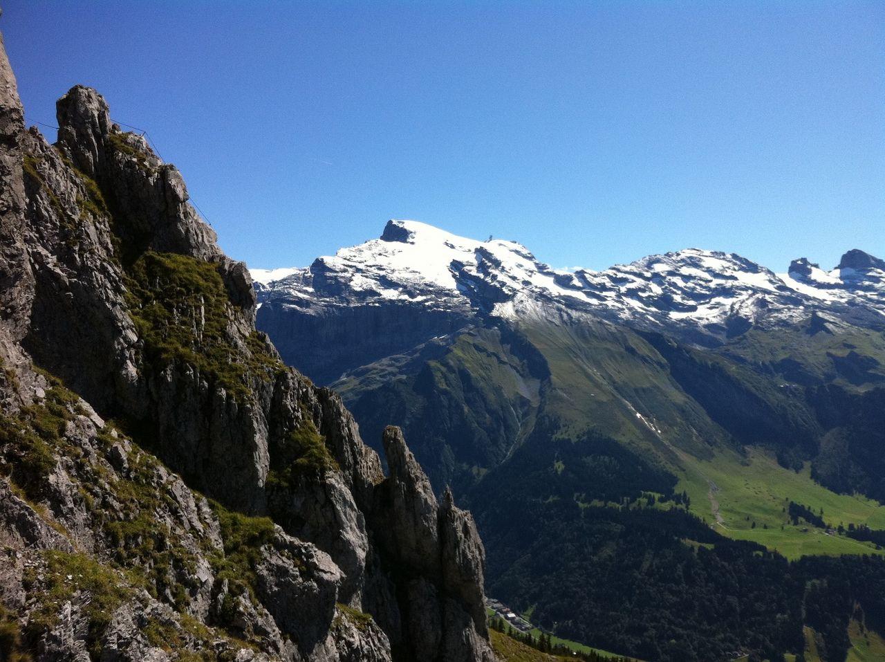 Klettersteig Zittergrat
