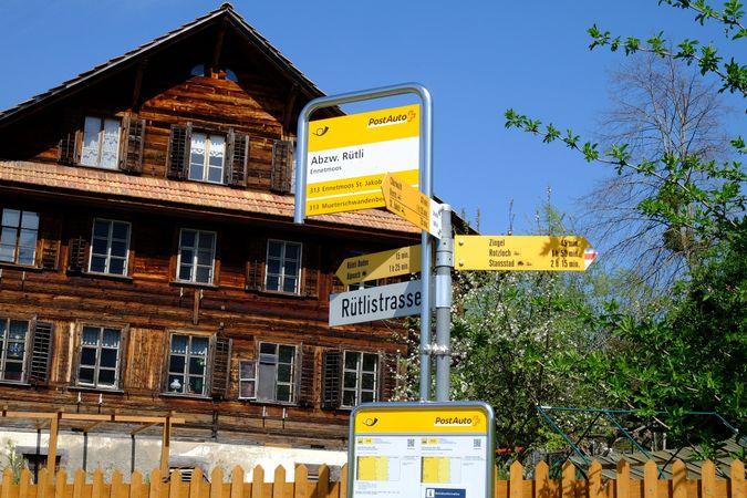 Over Mueterschwandenberg