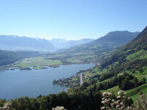 SchweizMobil 4: Alpenpanorama-Route