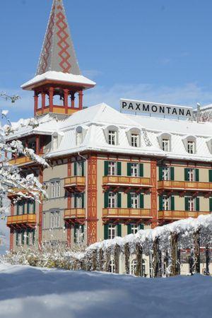 Weihnachten im Jugendstilhotel Paxmontana