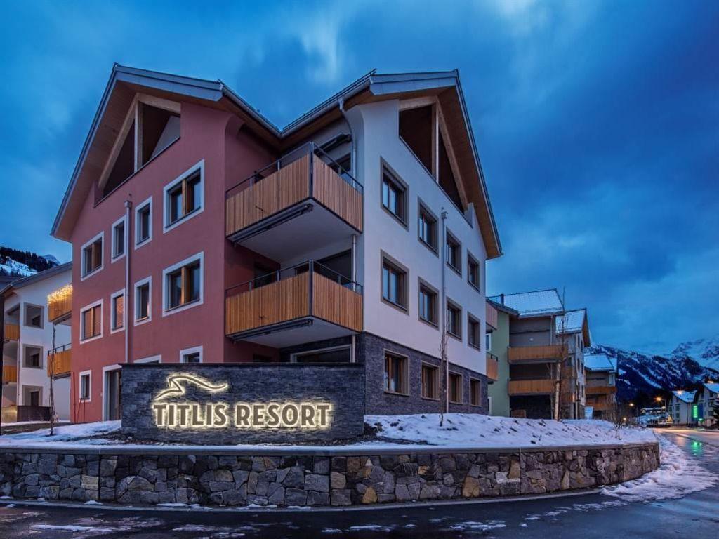 Ferienwohnung TITLIS Resort Studio 322