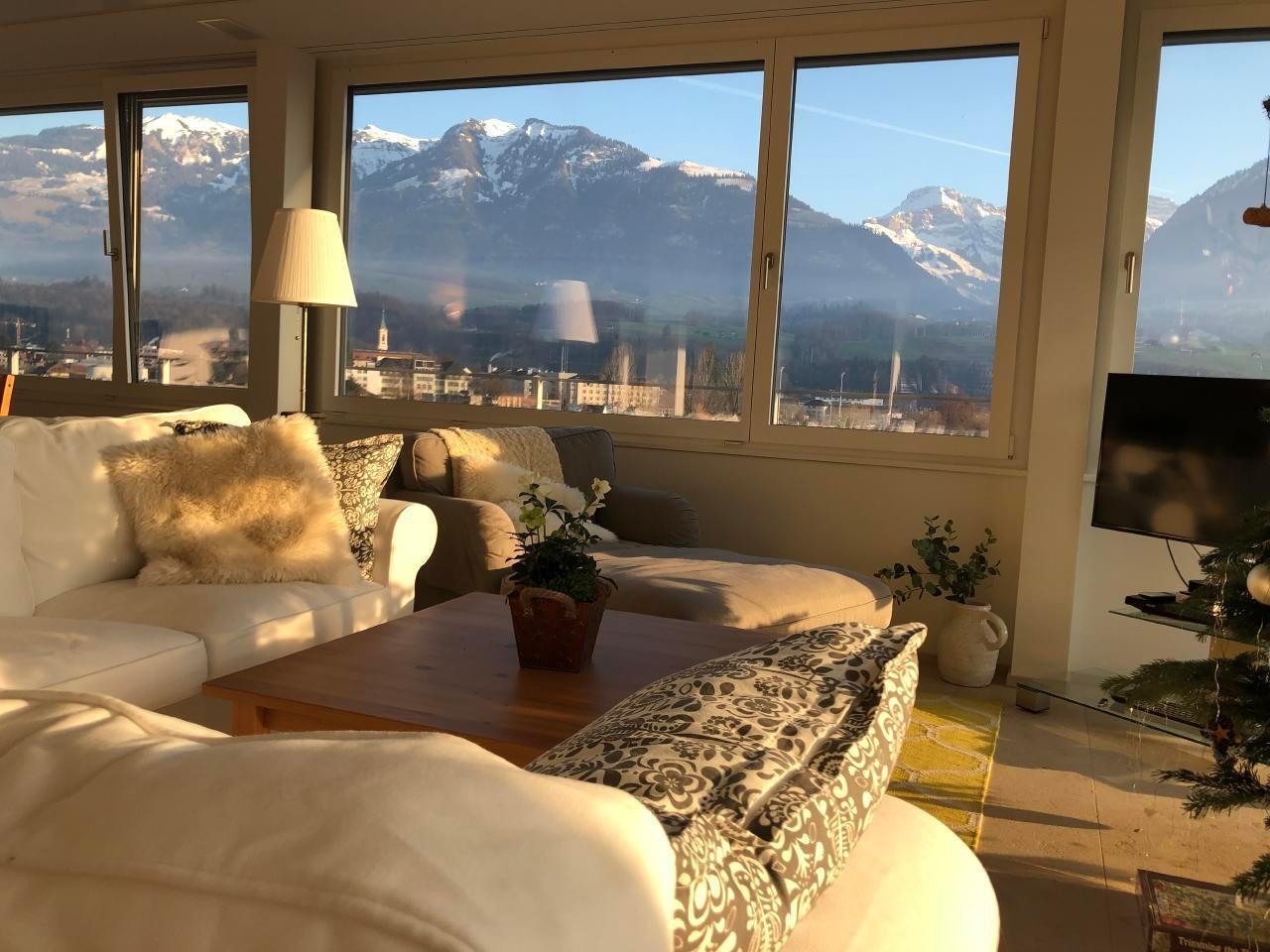Penthouse Alpenblick