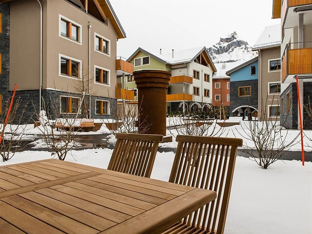 Ferienwohnung TITLIS Resort Wohnung 101