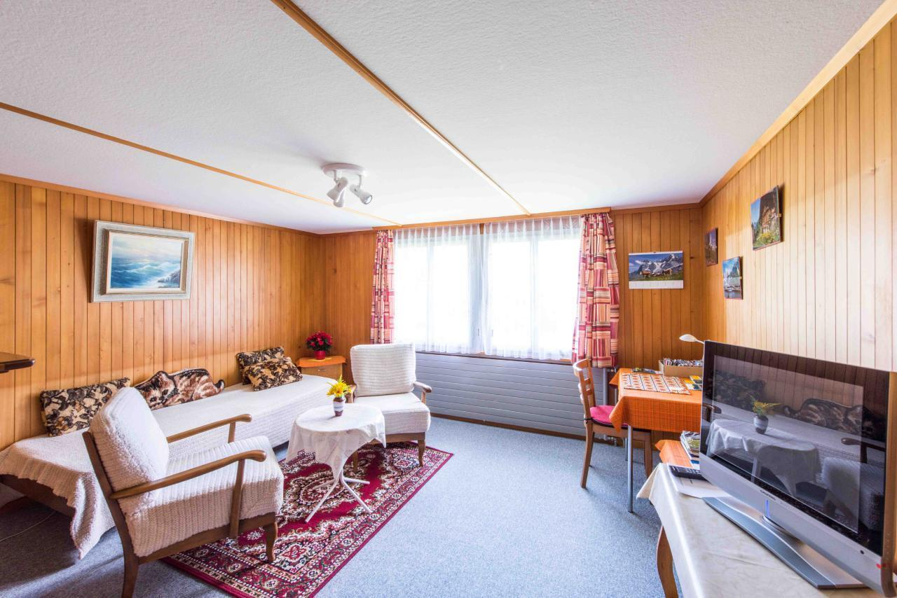 Wohnung Gasser-Ettlin