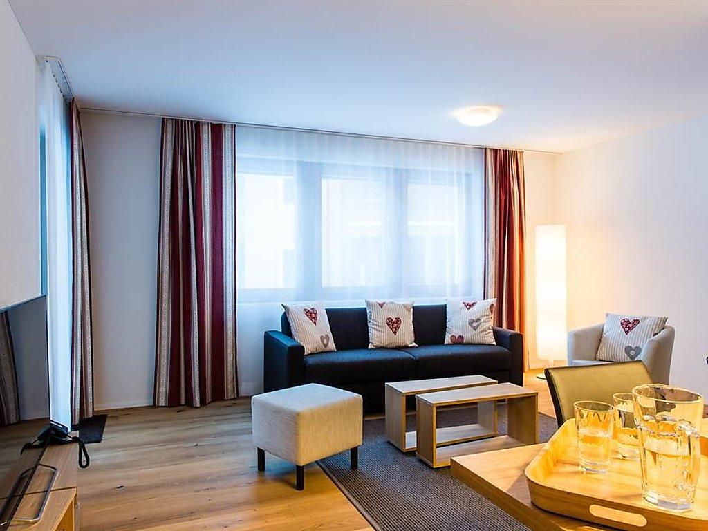 Ferienwohnung TITLIS Resort Wohnung 305