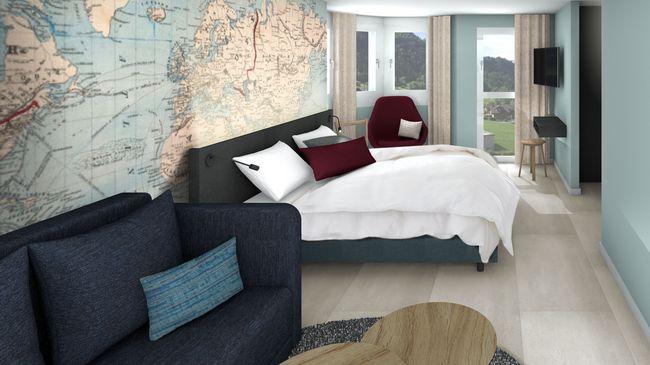 Emma's Hotel - Bed & Breakfast