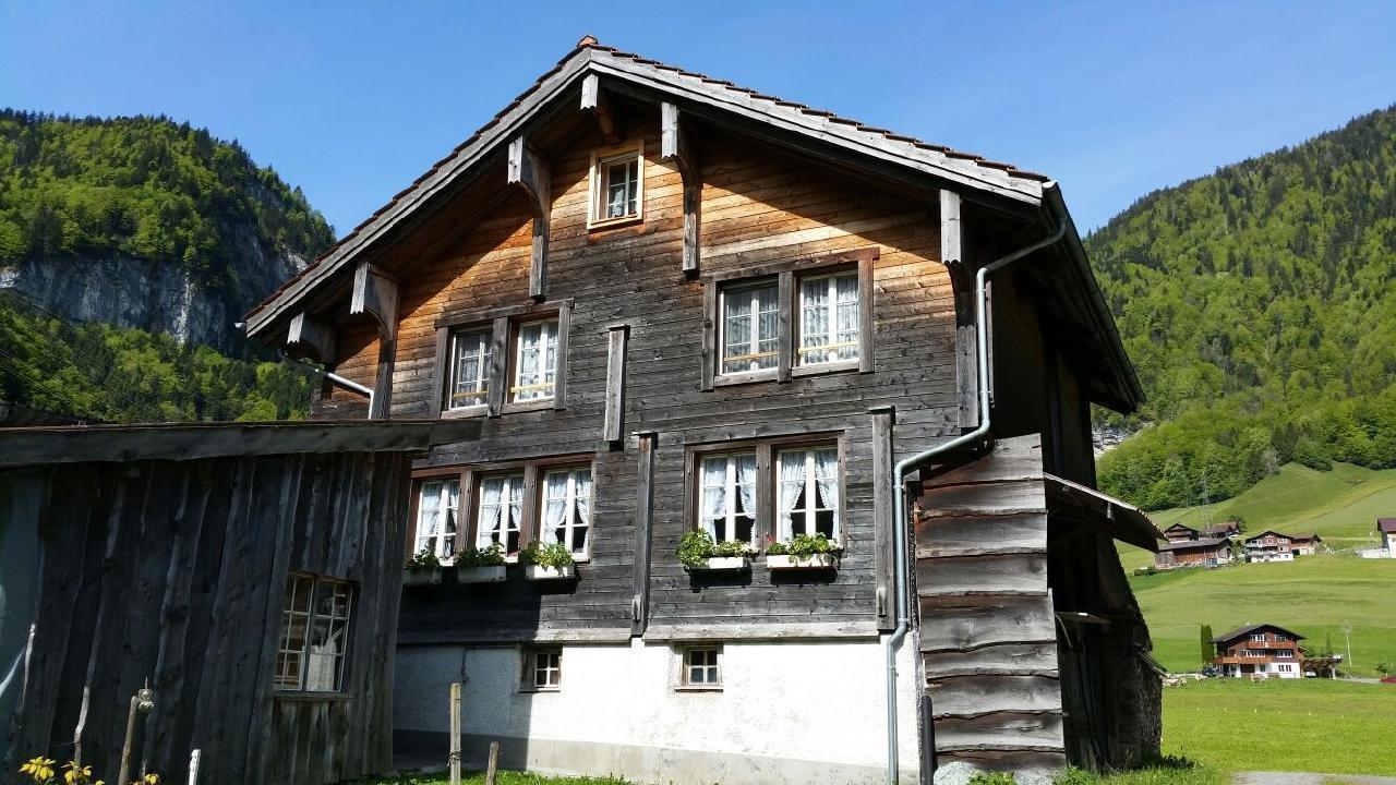 Ferienhaus Wüthrich
