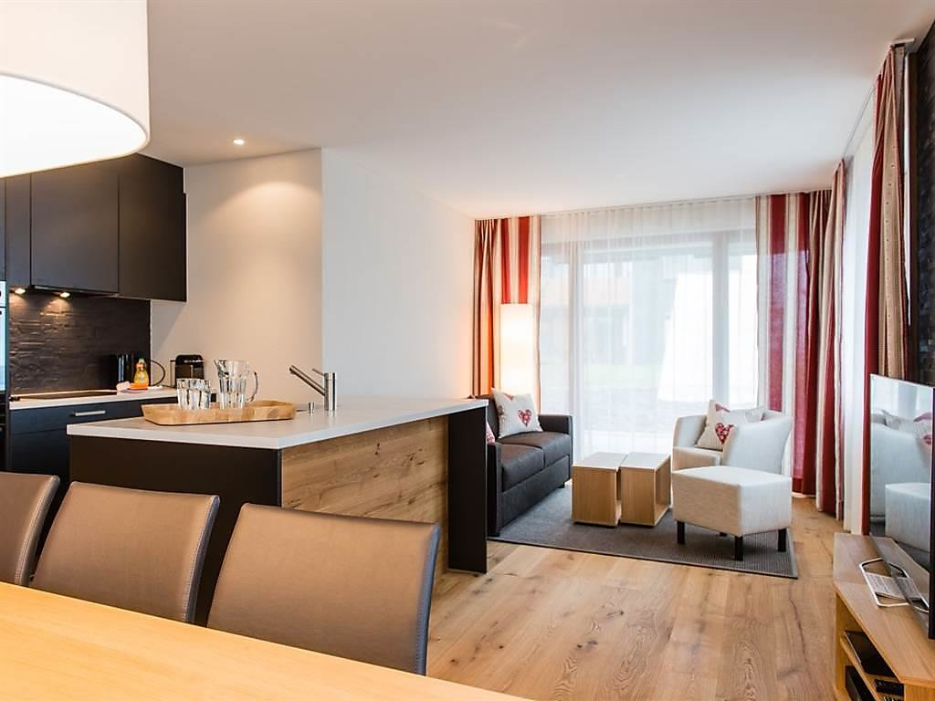 Ferienwohnung TITLIS Resort Wohnung 504 Family