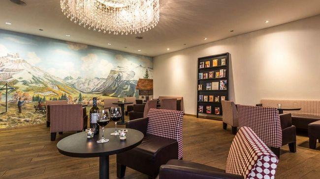 Hotel Restaurant Bänklialp