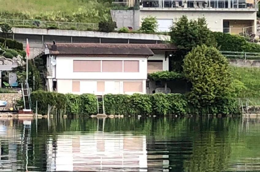 Ferienhaus direkt am Sarnersee
