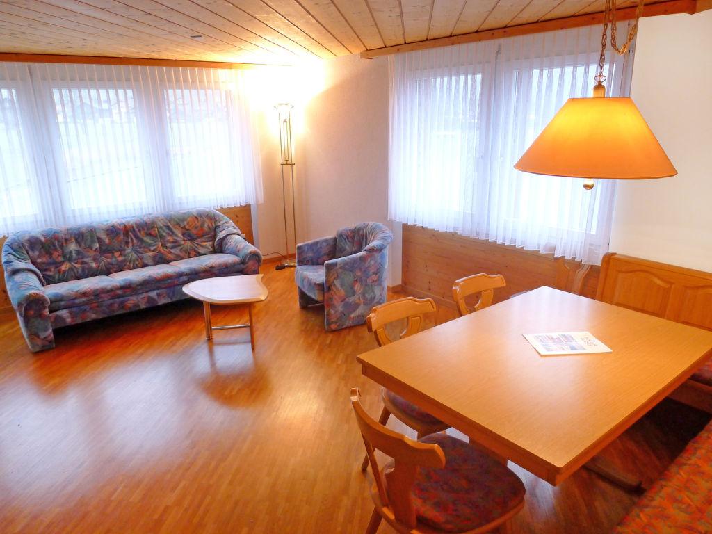 Ferienwohnung Wohnung Gelb