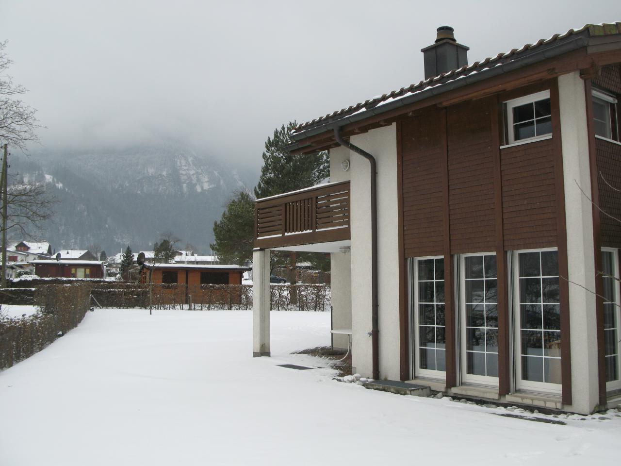 Ferienhaus direkt am Seel