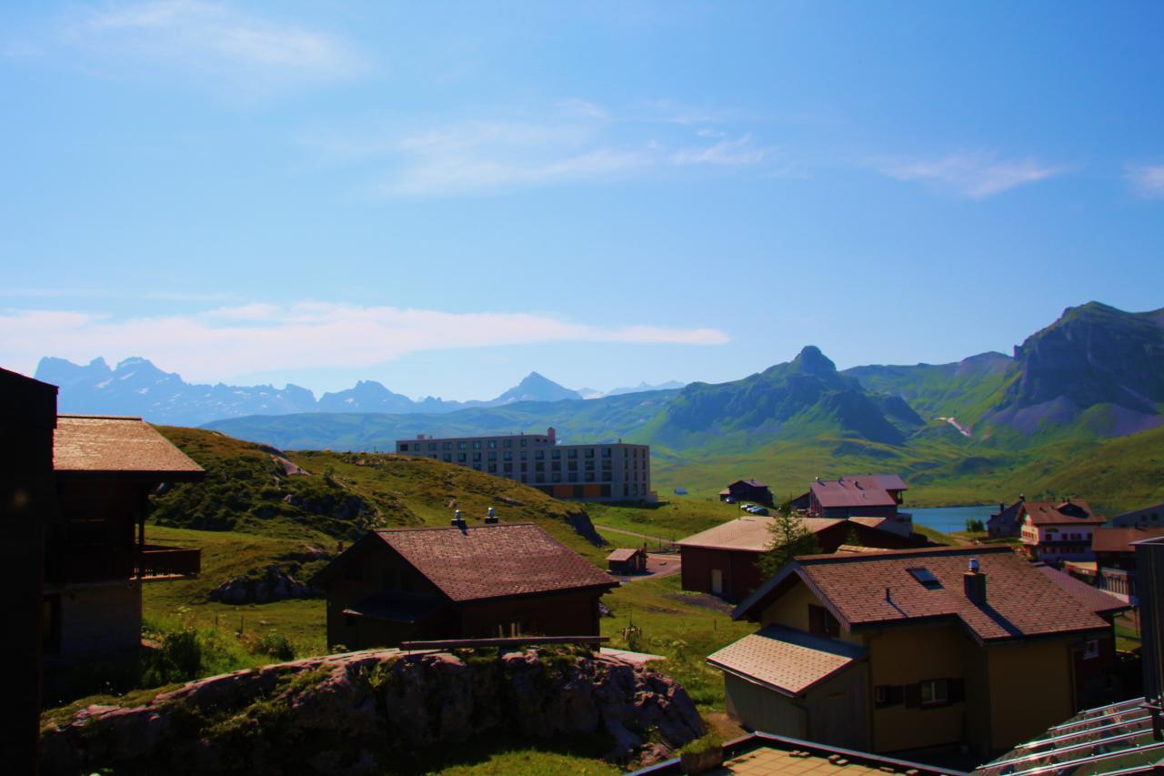 Ferienwohnung in schönster Bergwelt