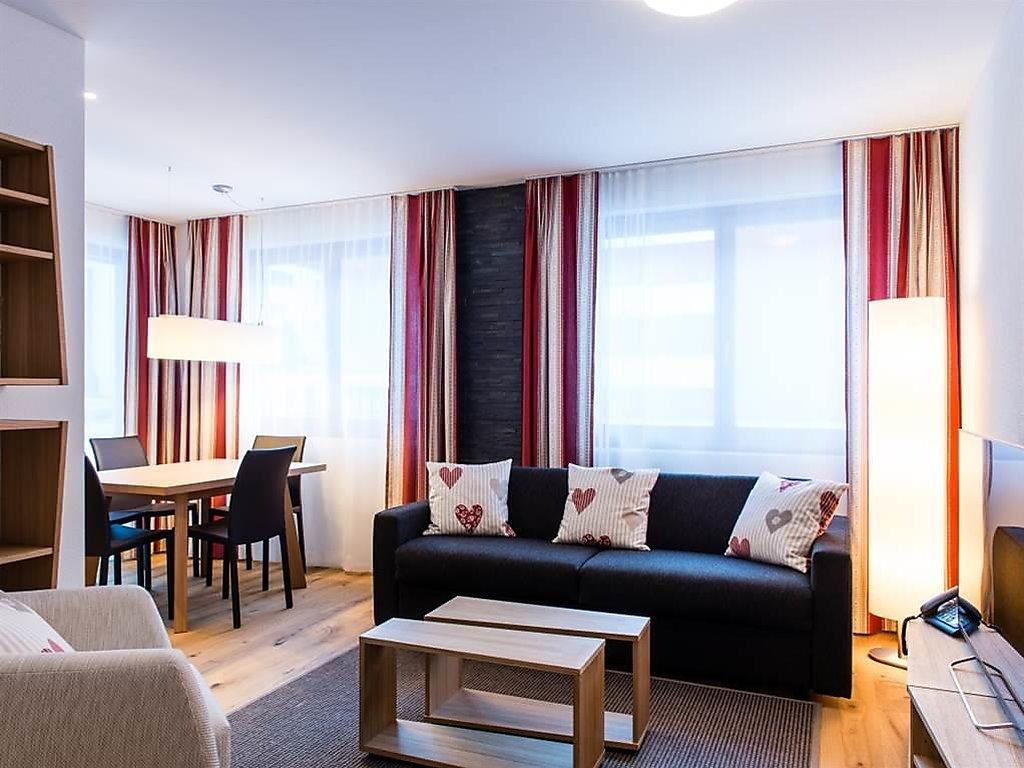 Ferienwohnung TITLIS Resort Wohnung 102