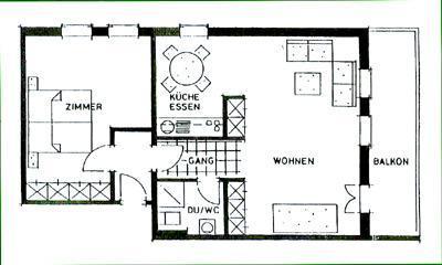 Wohnung Bemer-Rempfler