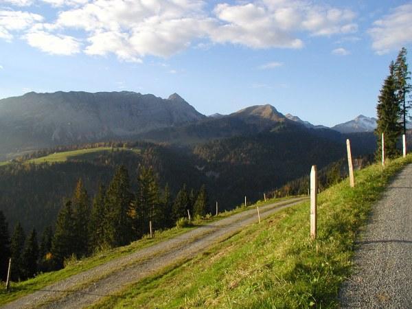 Sattelpass, Seewenegg