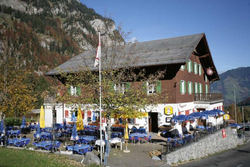 Gasthof Waldhaus Stöckalp