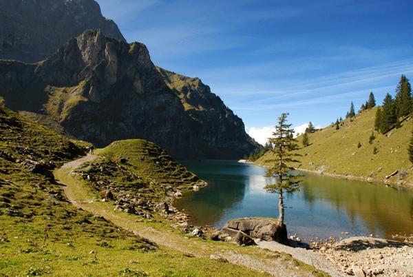 Nidwaldner Höhenweg: Etappe 1